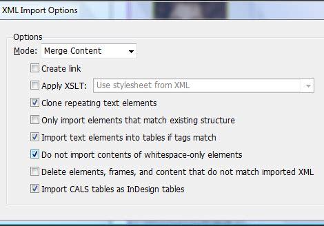 Indesign Xslt Tutorial | catalogue generation using onix indesign cs3 and xslt