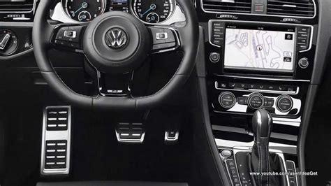 Golf 6 R Interior by 2014 Volkswagen Golf R Interior And Exterior Design