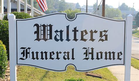 walters funeral home llc lafollette tn funeral home