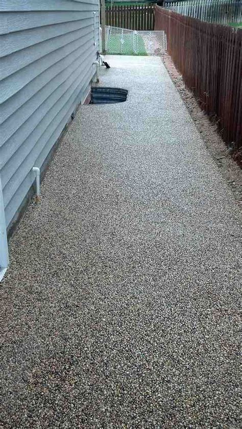 pebble coating patio 253 best images about pool side on decks