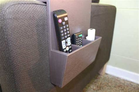 couch caddy cup holder diy couch cup holder and remote caddy dadand com