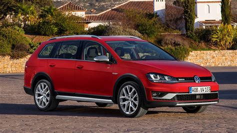 volkswagen wagon 2017 2017 volkswagen golf sportwagen alltrack in 30 new photos