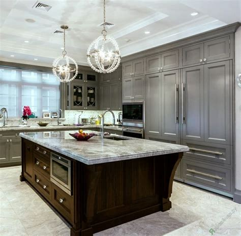 kitchens with different colored islands 17 best images about kitchen islands different color on