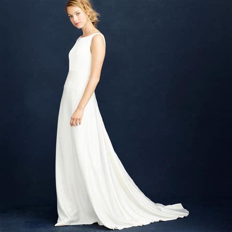 Jcrew Wedding Dresses by J Crew Percy Size 6 Wedding Dress Oncewed