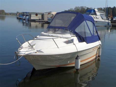 quicksilver 470 cabin quicksilver 470 cruiser in deutschland sportboote