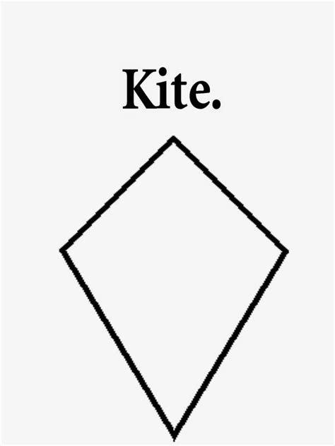 printable kite shapes free coloring pages printable pictures to color kids