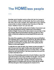 Essay On Homelessness by Floyd County Humane Society Chicago Booth Phd Admissions Essay