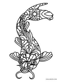 coloring pages for adults fish free printable fish coloring pages for cool2bkids