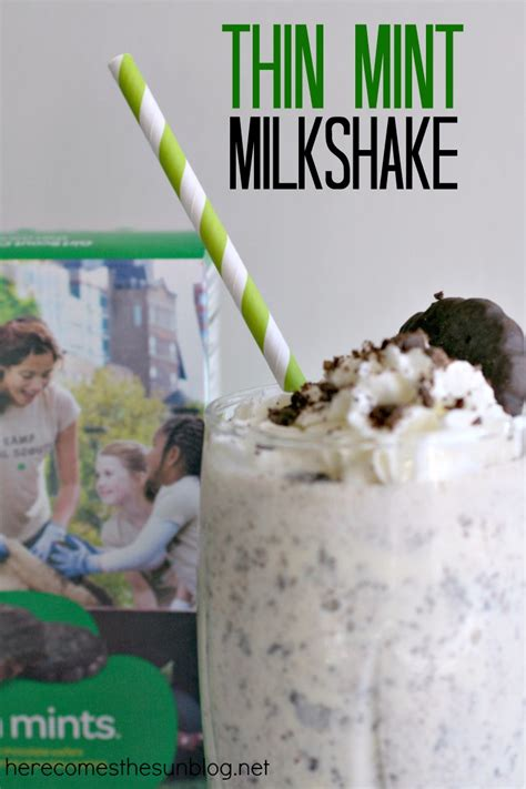 Thin Mint Recipe And All by And All Thin Mint Recipe Dishmaps
