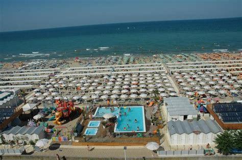 bagno playa sol riccione spiagge dall alto