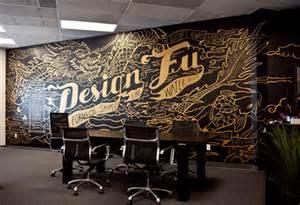 mural wall design the making of design fu mural on vimeo design work life
