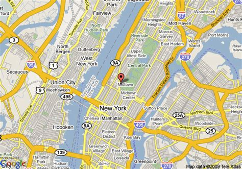 america new york map the empire hotel new york deals see hotel photos