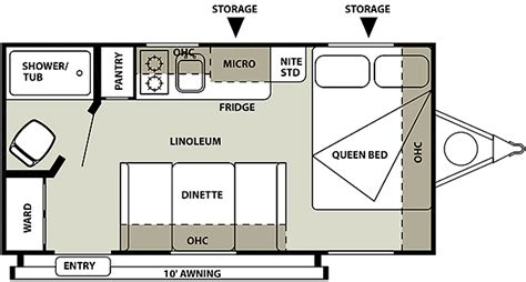 salem travel trailers floor plans travel trailers by forest river rv forest river inc