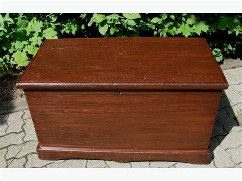 blanket box bench antique canadiana blanket box bench or coffee table aylmer sector quebec gatineau