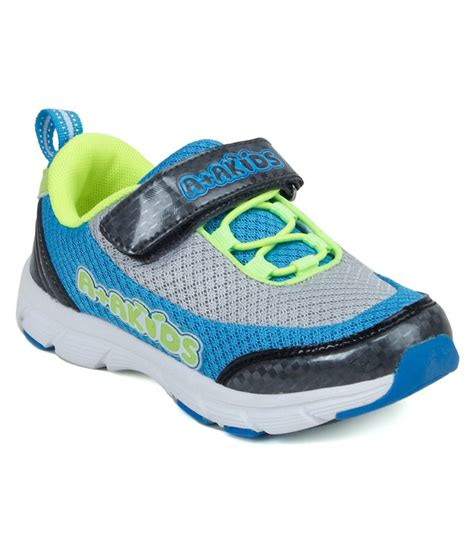 sports shoes for children zebra blue sports shoes for