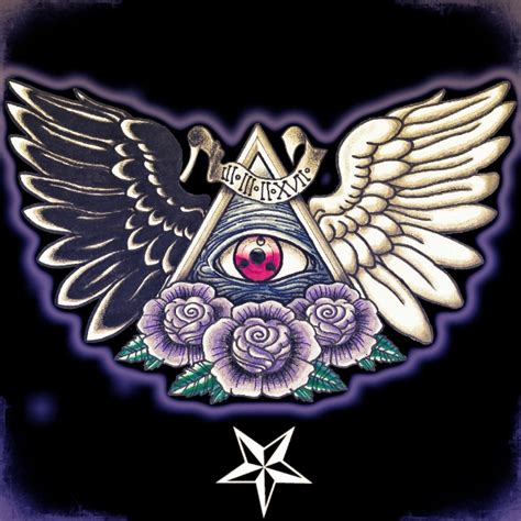 illuminati sharingan by wyldereloaded on deviantart