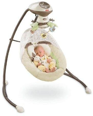 fisher price my little snugabunny cradle n swing reviews com fisher price cradle n swing my little