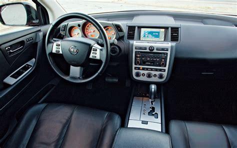 nissan highlander interior comparison 07 ford edge 07 hyundai santafe 06 nissan