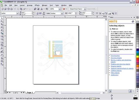 tutorial install coreldraw x3 13 profilsmkpgri13sby coreldraw x3 coreldrawx3服装款效果图 点力图库
