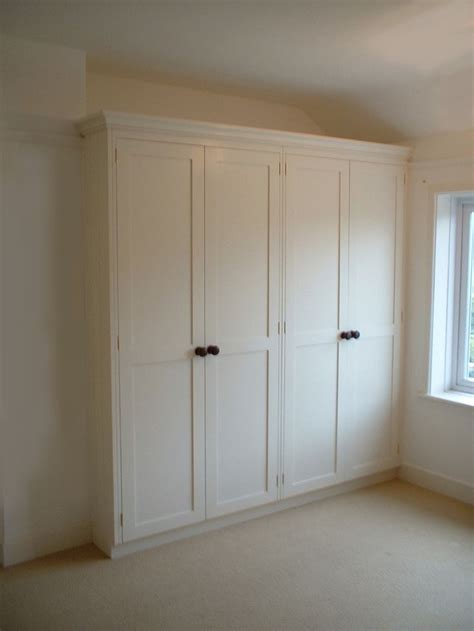 25 best ideas about built in wardrobe doors on