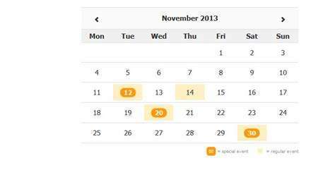 printable calendar select dates 30 best free calendar datepicker jquery plugins