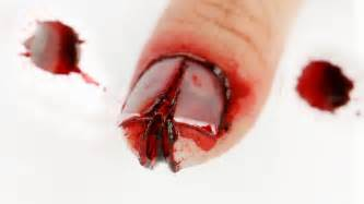 fx series i cut my finger and cracked my nail