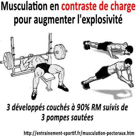 Exercice Sur Banc De Musculation by Musculation Des Pectoraux 15 Exercices Puissance Ou Masse