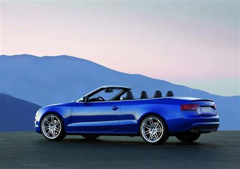 2009 audi s5 top speed 2009 audi a5 s5 convertible review top speed