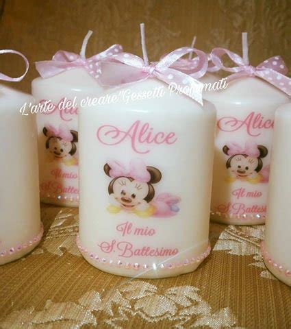 bomboniere candele matrimonio candele personalizzate bomboniera matrimonio battesimo