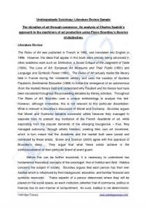 How To Write Literature Review For Project Report by Research Paper Review Sle Conflicts In The Workplace Essay