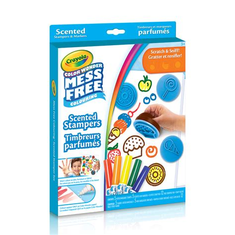 crayola color markers color scented sters and markers kit crayola store