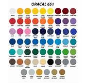 Oracal 651 Vinyl  World Sparta Michigan