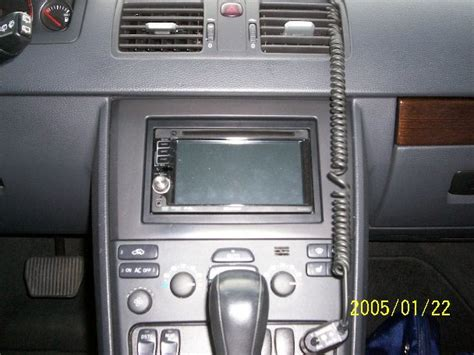 xc90 radio replacement kit din volvo forums