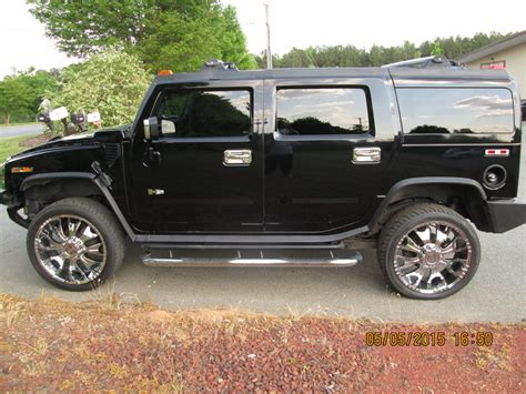 bid 4 it 2003 hummer h2 sports utility salvage title alliance