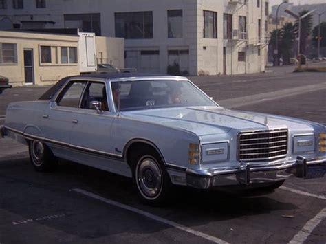 1976 Ford Ltd by Imcdb Org 1976 Ford Ltd Landau In Quot S 1976