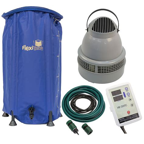 hr 15 humidifier complete kit digital temperature