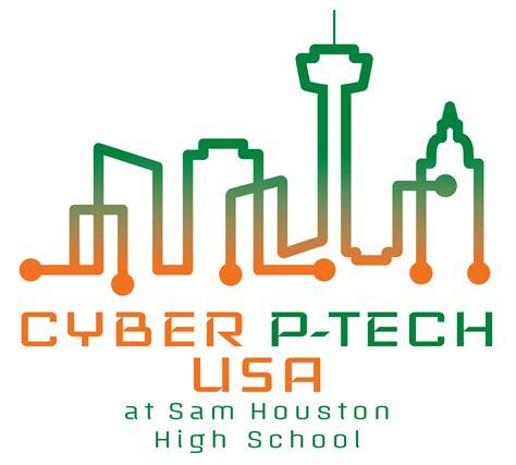 tech school colors cyber p tech