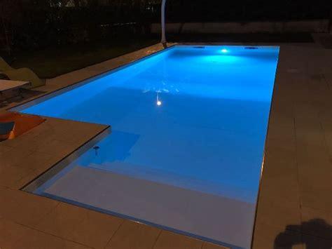 illuminazione piscina illuminazione piscina heron piscine