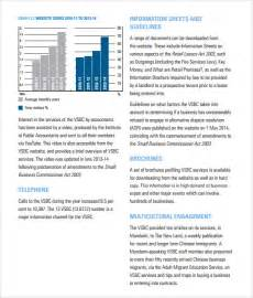 templates for annual reports sle annual report 9 documents in pdf