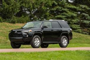 Toyota 4tunner 2017 Toyota 4runner Reviews And Rating Motor Trend