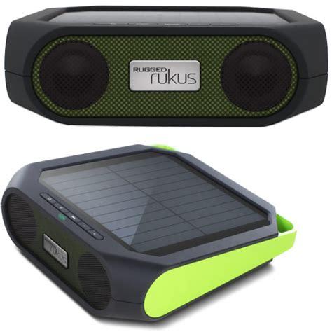 eton rugged rukus et 243 n rugged rukus solar powered bluetooth speaker