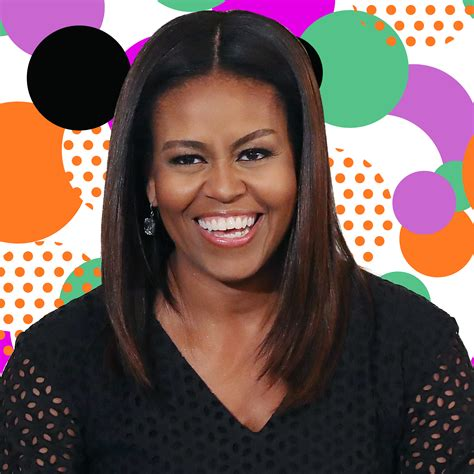 michelle obama hair michelle obama says she won t run for office time