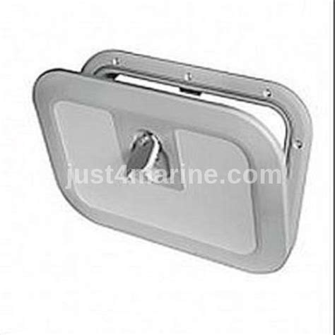 boat deck inspection hatches boat deck inspection access hatch grey ral 7042 380 x 280mm