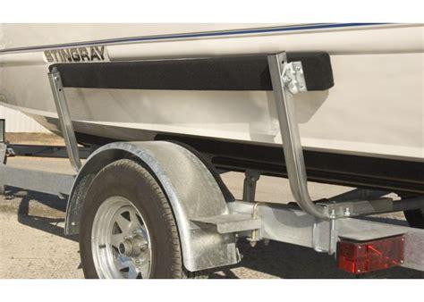 boat trailer side bunks boat trailer carpeted side guide on bunk board set 5 ft long