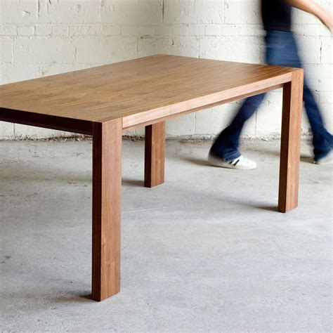 plank kitchen table plank kitchen table modern dining tables new york