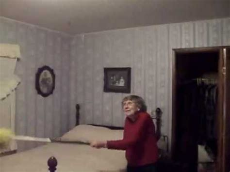 how to get a bat out of the house a lady demonstrates how to get a bat out of your house youtube