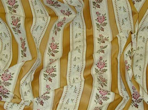 Regency Stripe Upholstery Fabric by Curtain Fabric Upholstery Fabric Regency Stripe Gold