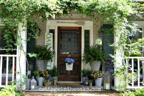 summer front porch cottage in the oaks 17 best images about pretty porches on pinterest summer