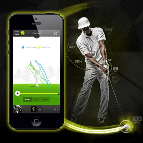 golf swing technology golf coaching aids technology to improve your lessons