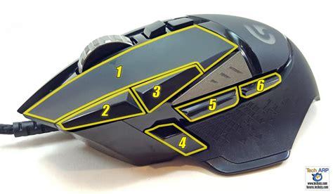 Logitech G502 Gaming Mouse Proteus 1 the logitech g502 proteus spectrum gaming mouse review